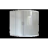 Душевая штора RB 160ALP-T 160x100x150 (прозрачная)