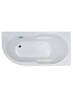 Акриловая ванна AZUR RB614202 160x80x60 R