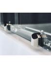 Душевой угол RB 100BK-T-CH100x100x200 (прозрачное)