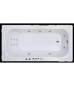Гидромассажная ванна ACCORD COMFORT 180х90х64