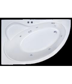 Гидромассажная ванна ALPINE STANDART 170x100x58L