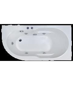 Гидромассажная ванна AZUR STANDART 170x80x60R