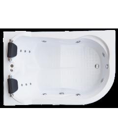 Гидромассажная ванна NORWAY COMFORT 180х120х66 L