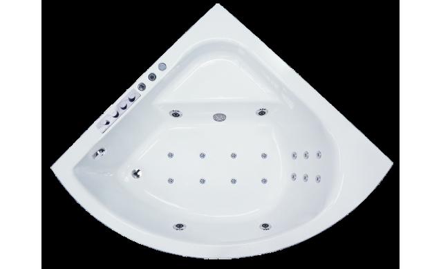Гидромассажная ванна ROJO DE LUXE 150x150x65