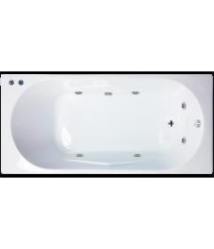 Гидромассажная ванна TUDOR STANDART 150x70x60