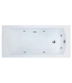 Гидромассажная ванна VIENNA STANDART 170x70x58